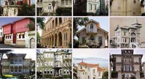 İBB Kültür A.Ş, İstanbul'un 100 Köşkü ve Konağı'nı bir kitapta topladı!