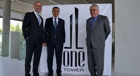 One Tower Kule konut projesinden bir yatırımcı 17 daire birden aldı!