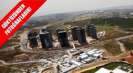 Bahçetepe İstanbul projesinin inşaatında son durum!