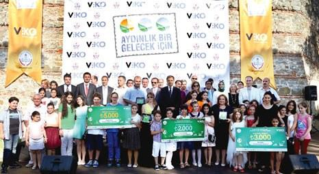 Viko, Aydınlık Bir Gelecek İçin Okullarda Enerji Verimliliği'nin ödüllerini dağıttı!