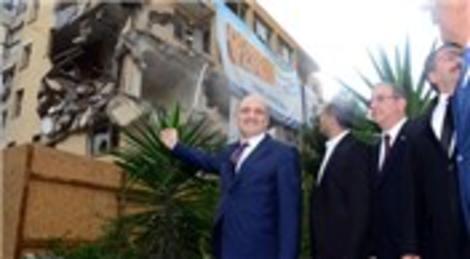Erdoğan Bayraktar: Riskli kamu binalarının yeri yeşil alan olacak!