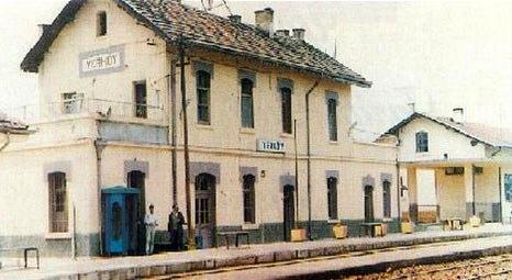 TCDD Yozgat Yerköyköy Garı'nın yatakhanesini otel olarak kiraya veriyor!