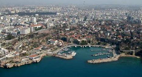 Antalya Kepez'de 1 milyon 390 bin liraya satılık arsa!