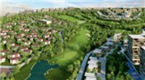 Golfkent için 100 binin üzerinde ağaç dikimi gerçekleştirildi!