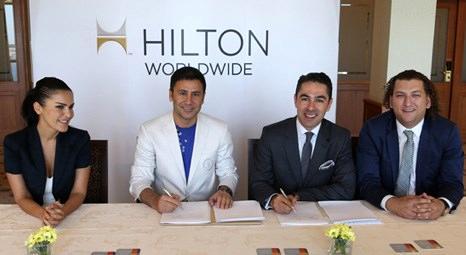 İzzet Yıldızhan'ın İzmir'de açtığı otel Double Tree Hilton- Alsancak hizmet vermeye devam edecek!