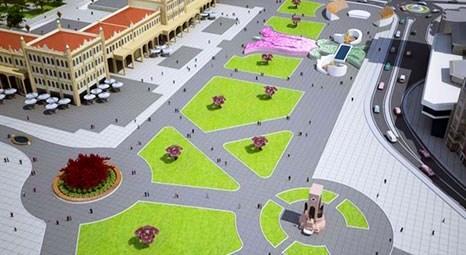 Gezi Parkı'nın değeri 500 milyon dolar! Surp Agop Vakfı mülkiyet iddia ediyor!