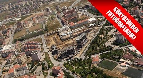 Mavera Başakşehir inşaatından son kareler!