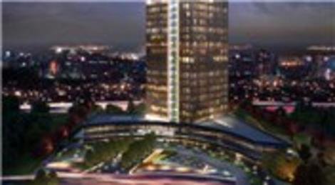 Palladium Tower Ofis'te fiyatlar 895 bin dolardan başlıyor!
