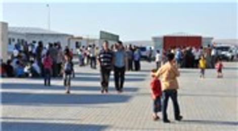 BM Türkiye Mukim Koordinatörü Malhotra, konteyner kenti ziyaret etti!
