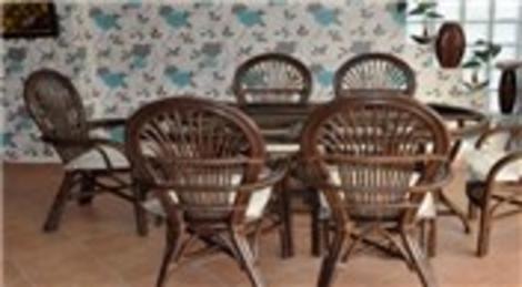 Kumbahçe Gürcistan'a bahçe mobilyası satacak!