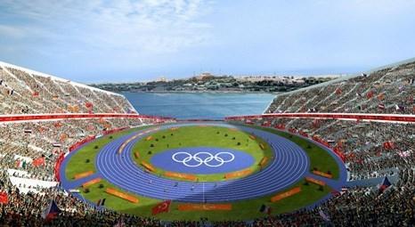 TOKİ'den 20 milyar liralık olimpiyat hazırlığı!