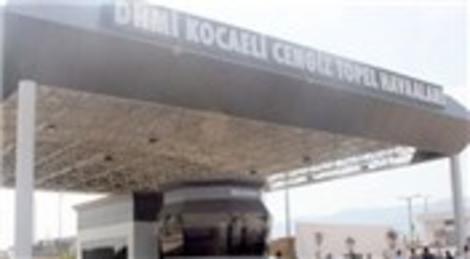 Kocaeli'de 20 yılda inşa edilen Cengiz Topel Havaalanı bir buçuk yılda kapandı!