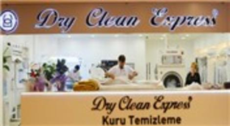 Dry Clean Express Kahramanmaraş Piazza AVM'de açıldı!