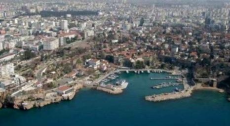Antalya Döşemealtı Belediyesi 25 bin metrekarelik 3 arsa satıyor! 12.6 milyon TL!