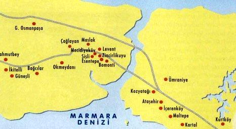 İstanbul'un ofis haritası nasıl değişti?