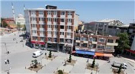 Esenler Belediyesi Dörtyol'da binaların cephelerini yenilemeye devam ediyor!