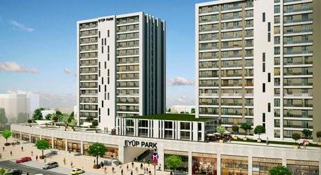 Eyüp Park projesinde 575 bin liraya 3 oda 1 salon!