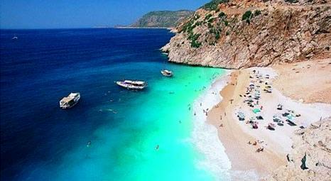 İşte Ege Bölgesi'nin en iyi 10 plajı!