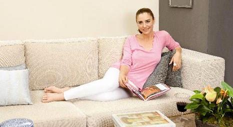Ece Uslu, evinin kapılarını InStyle Home dergisine açtı!