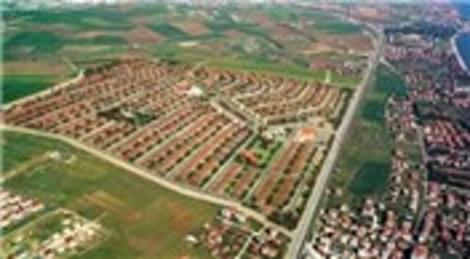 İstanbul Büyükçekmece Moral Villaları'nda icradan satılık konut!