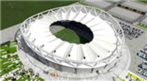 Rusya'da yapılacak 185 milyon euroluk stadyumu İki Design Group tasarladı!