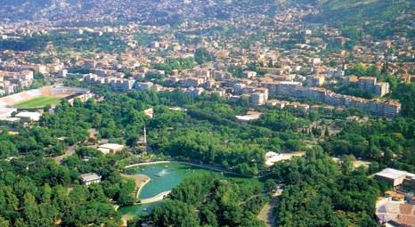 Bursa Büyükşehir Belediyesi arsa satış karşılığı proje yaptıracak! 175 milyon 115 bin 880 liraya!