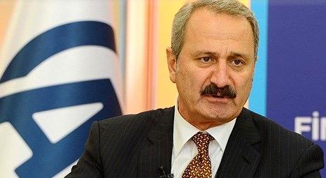 Zafer Çağlayan: Türk müteahhitlik sektörü tam gaz hedeflerine ilerliyor!