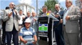 İstanbul Çobançeşme'de 3 bin kişilik caminin temeli atıldı!