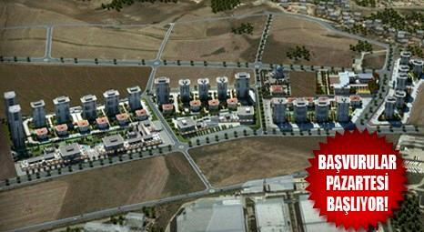 Emlak Konut Bahçekent projesinde 700 konut satışa çıkıyor!
