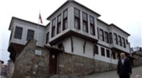 Tahir Paşa Konağı, kent müzesi olarak hizmet verecek!