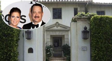 Tom Hanks,  Los Angeles`taki malikanesini 5 milyon dolara satışa çıkardı!
