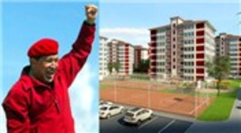 TOKİ'nin Venezuela'ya konut planı Chavez ölünce rafa kalktı!