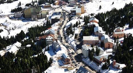 Bursa Büyükşehir Belediyesi Uludağ'ın üst yapısını dönüştürecek!