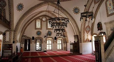 Ramazanla birlikte tarihi camilere cemaatin ilgisi arttı!
