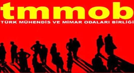 TMMOB'nin vize ve onay yetkisi Çevre ve Şehircilik Bakanlığı'na geçti!