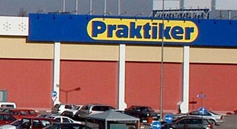 Alman yapı marketi Praktiker iflas etti!