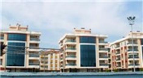 İzmir Gaziemir Flora Evleri'nde icradan satılık daire!