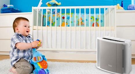 De'Longhi AC Serisi hava temizleyicilerle evinizin havası değişecek!