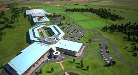 Galatasaray, İngiltere'deki kamp çalışmaları için St. George's Park Futbol Merkezi'ni tercih etti!