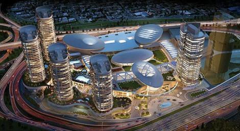 Mahmutbey Mall of İstanbul'da 329 bin TL'ye 1+1!
