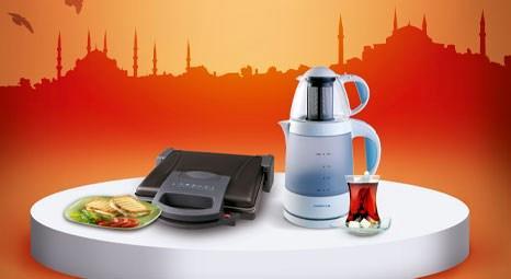 Profilo tost makinesi alana çay makinesi 39 liraya!