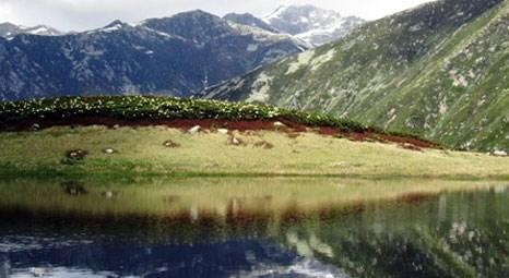 Rize'deki Tunca Vadisi tabiat parkı ilan edildi!