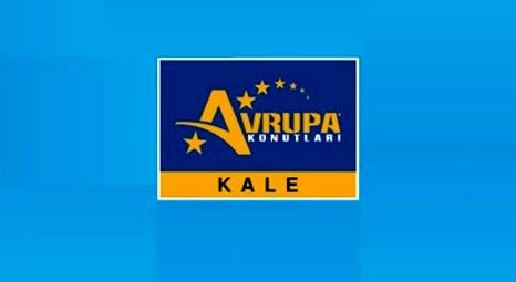 Topkapı Avrupa Konutları Kale'de satışlar 2014'te başlayacak!