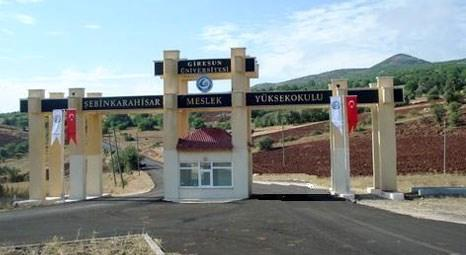 Giresun Üniversitesi Mimarlık ve Şehir Teknik Bilimler MYO doçent arıyor!