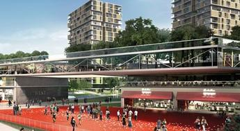 İstwest Alışveriş Meydanı'nda 990 bin euroya mağaza!