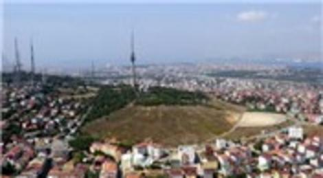 Mesa Mesken'in Çamlıca'daki arsası imara açıldı!