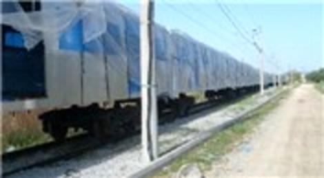 Ankara Sincan-Kayaş Banliyö Hattı'nda trenler 29 Temmuz'da raylara iniyor!
