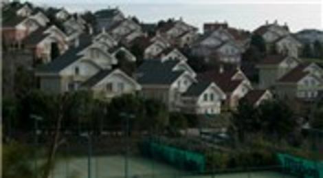 Beykoz Konakları'nda icradan satılık villa! 1.8 milyon liraya!