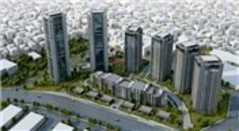 Metropark Evleri Halkalı'da stüdyo daireler bitti!