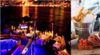 Bodrum Yalıkavak Marina'da Lacivert Restaurant'ın yazlık mekanı Shelly açıldı!
